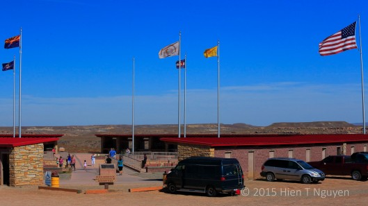 Four Corners Monument.