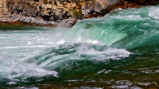 Kootenai Falls.